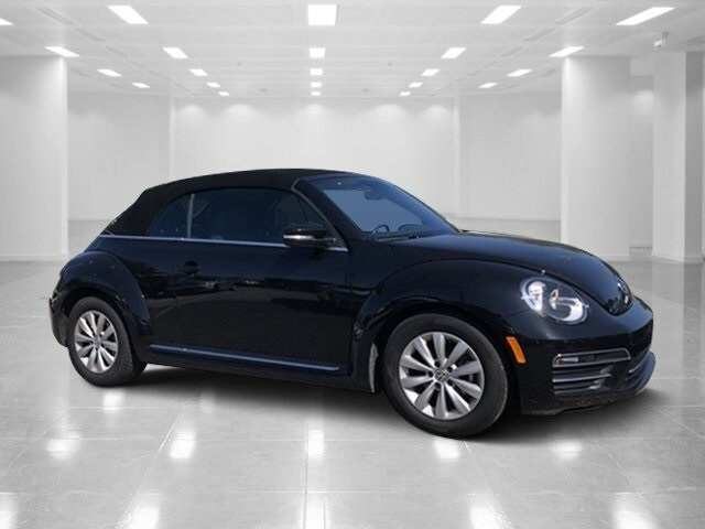 Lokey Vw Service >> Used 2018 Volkswagen Beetle Convertible For Sale At Lokey