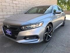 2019 Honda Accord Sport 2.0T Sedan