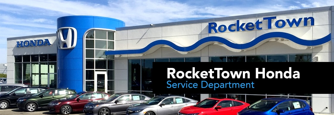 RocketTown Honda Service Center