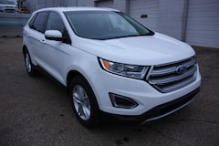 New 2017 Ford Edge SEL AWD SUV For Sale Near Manchester, NH
