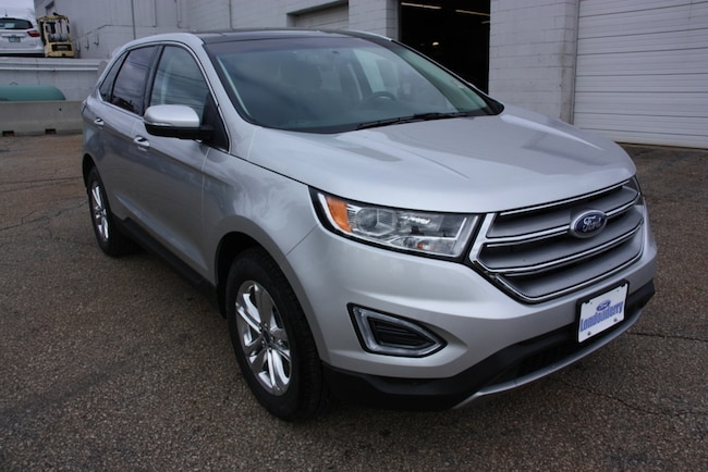 New 2017 Ford Edge SEL SUV For Sale Near Manchester, NH