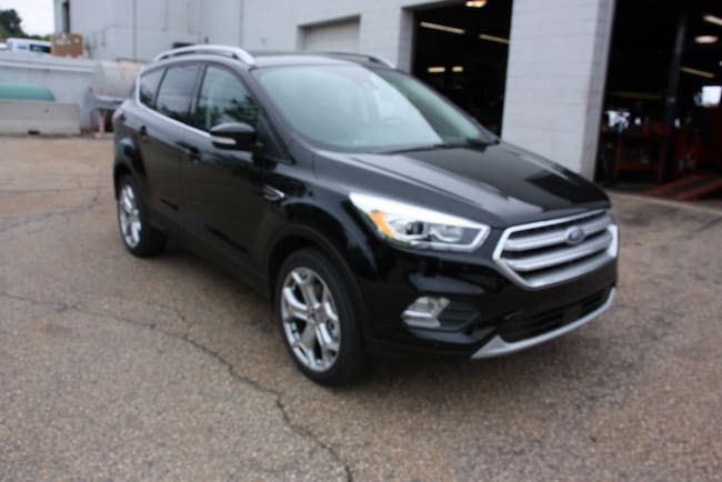 New 2017 Ford Escape Titanium SUV For Sale Near Manchester, NH
