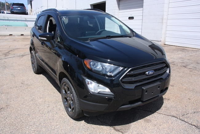 New 2018 Ford EcoSport SES SUV For Sale Near Manchester, NH