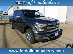 2017 Ford F-150 Lariat Truck For Sale Near Manchester, NH