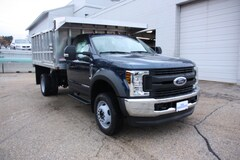 New 2018 Ford F-550 Chassis XL Cab and Chassis For Sale Near Manchester, NH