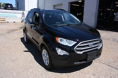 New 2018 Ford EcoSport SE SUV For Sale Near Manchester, NH