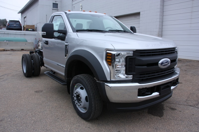 2018 Ford F-550 Chassis Cab and Chassis