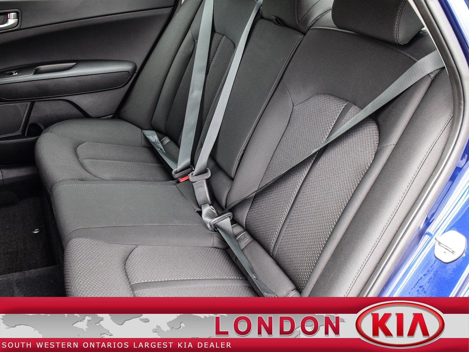 KIA CARENS ALL YEARS Lambeth Luxury Full Set Car Seat Covers