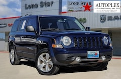 2014 Jeep Patriot Limited FWD SUV