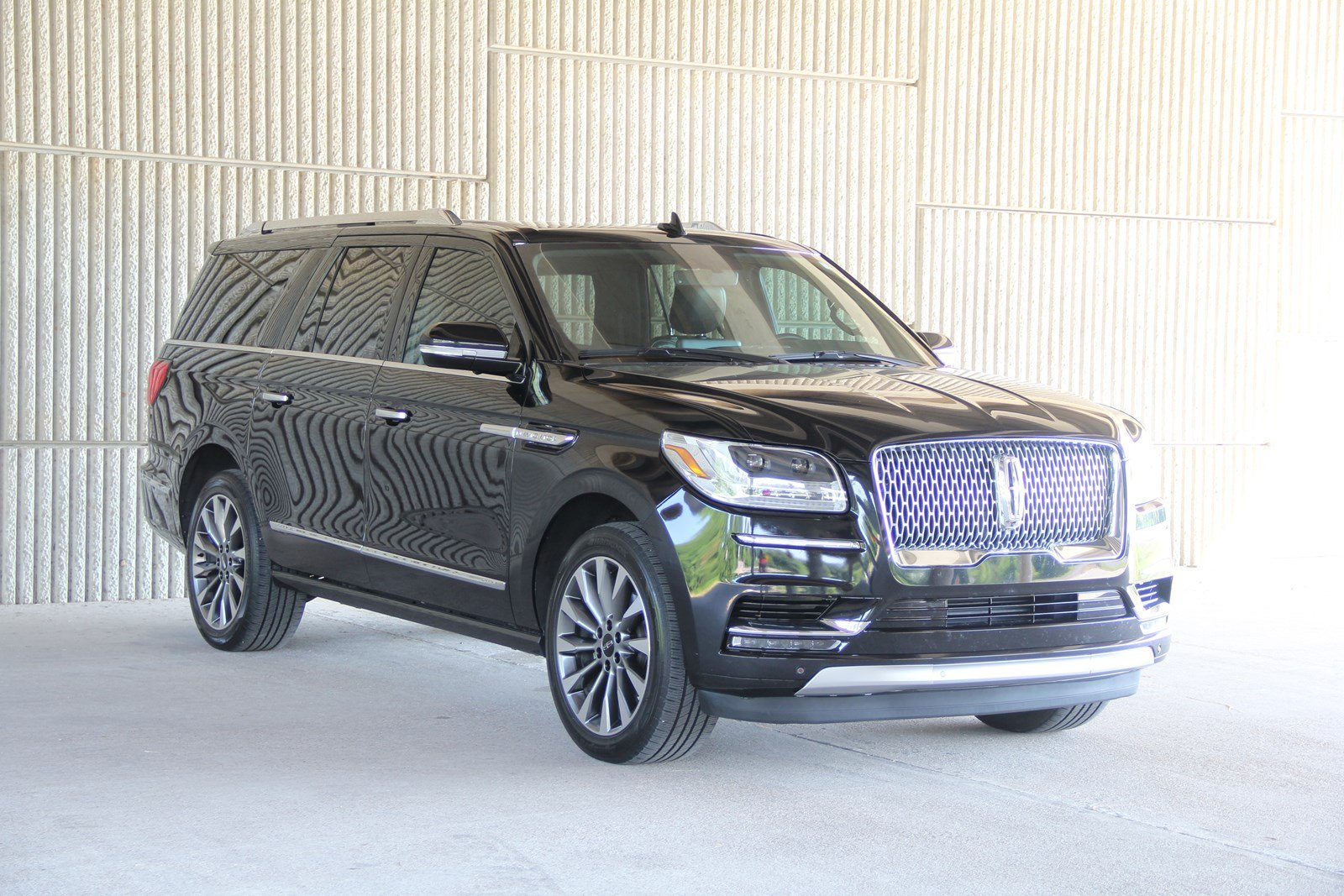 2019 Lincoln Navigator L Select Select 4x4
