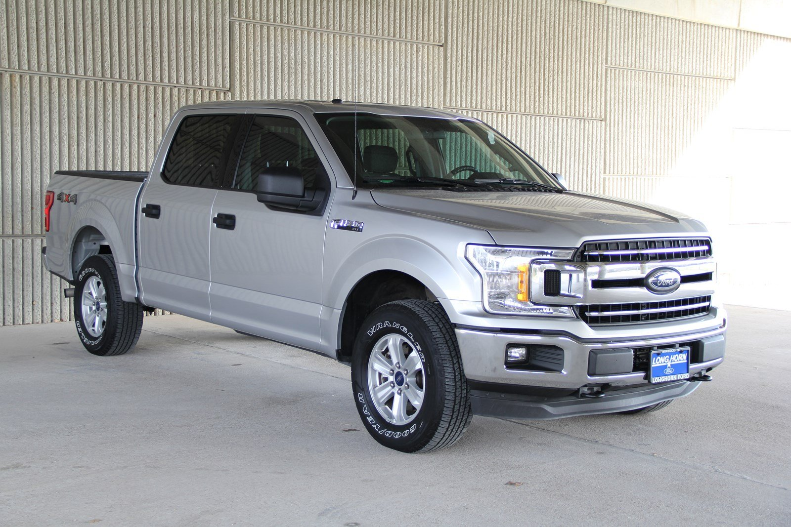 2018 Ford F-150 XLT 4X4 XLT 4WD SuperCrew 5.5 Box