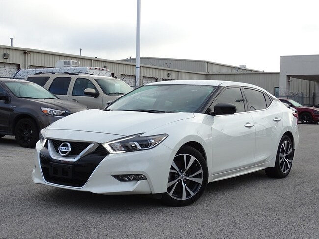 2017 Nissan Maxima S S 3.5L *Ltd Avail*