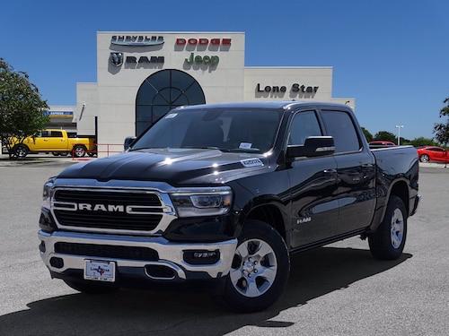 2021 Ram 1500 LONE STAR CREW CAB 4X4 5'7 BOX Crew Cab