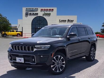 2021 Jeep Grand Cherokee L OVERLAND 4X4 Sport Utility