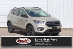 New 2017 Ford Escape Titanium SUV in Houston
