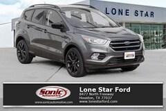 New 2017 Ford Escape SE SUV in Houston
