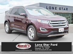 New 2017 Ford Edge SEL Crossover in Houston