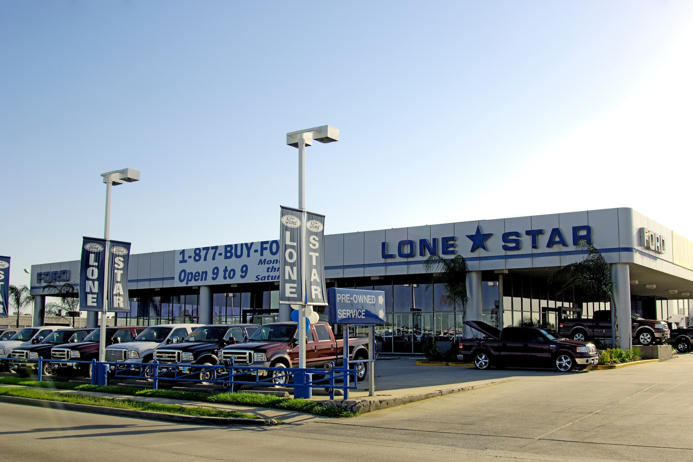 Directions To Lone Star Ford Dealership Near Spring TX - Ford dealership houston