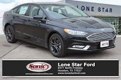New 2018 Ford Fusion SE Sedan in Houston