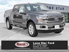 New 2018 Ford F-150 Lariat Truck in Houston