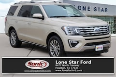 New 2018 Ford Expedition Limited SUV in Houston