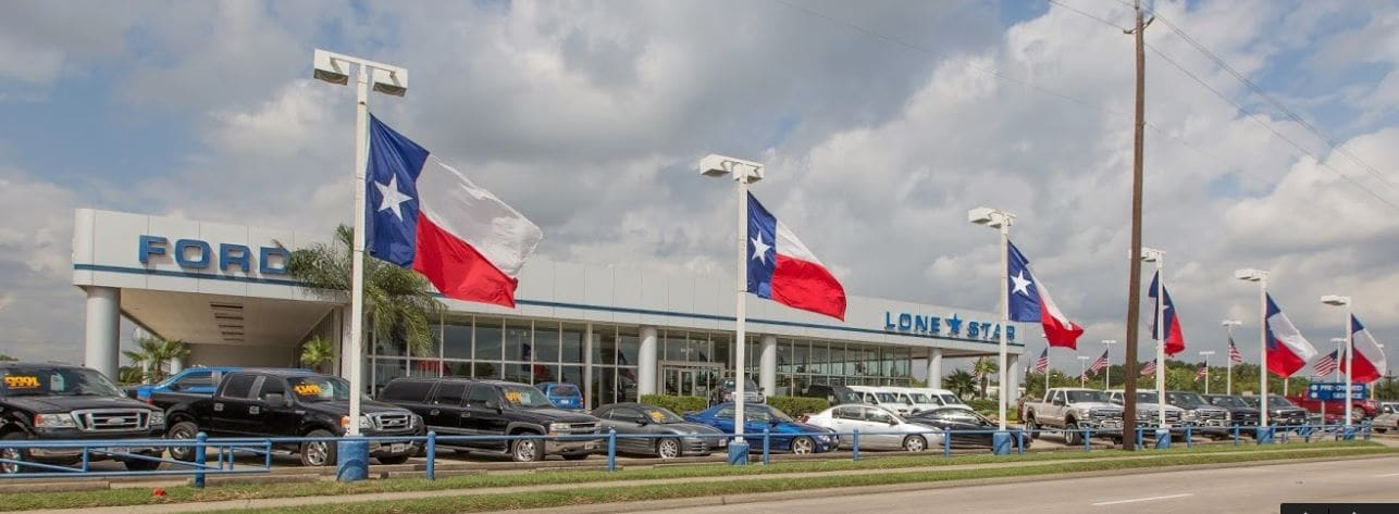Lone Star Ford New Used Ford Dealership In Houston - Ford dealership houston
