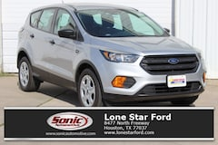 New 2018 Ford Escape S SUV in Houston