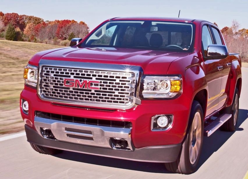 2017 gmc canyon gets new models for extra style versatility. Black Bedroom Furniture Sets. Home Design Ideas