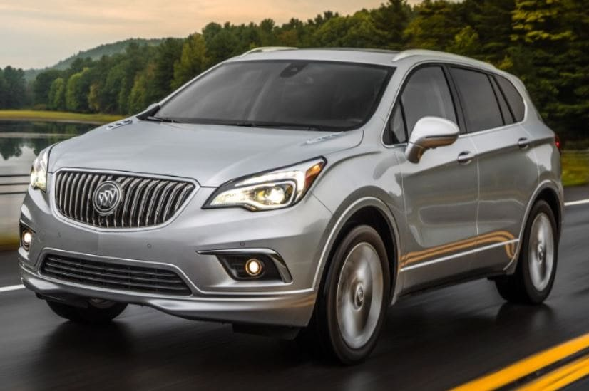 new buick envision 2017 buick envision near me new SUVs near me