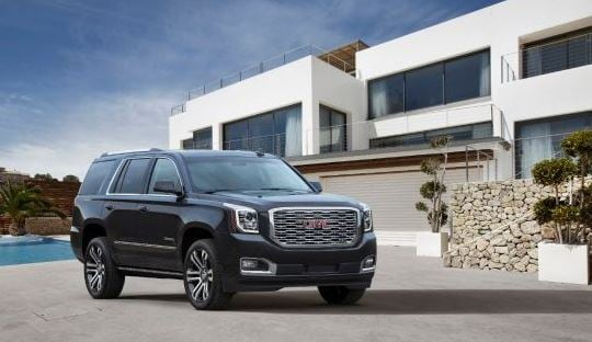 2018 GMC yukon denali receives upgrades