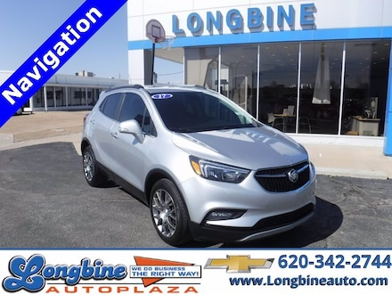 2017 Buick Encore Sport Touring SUV
