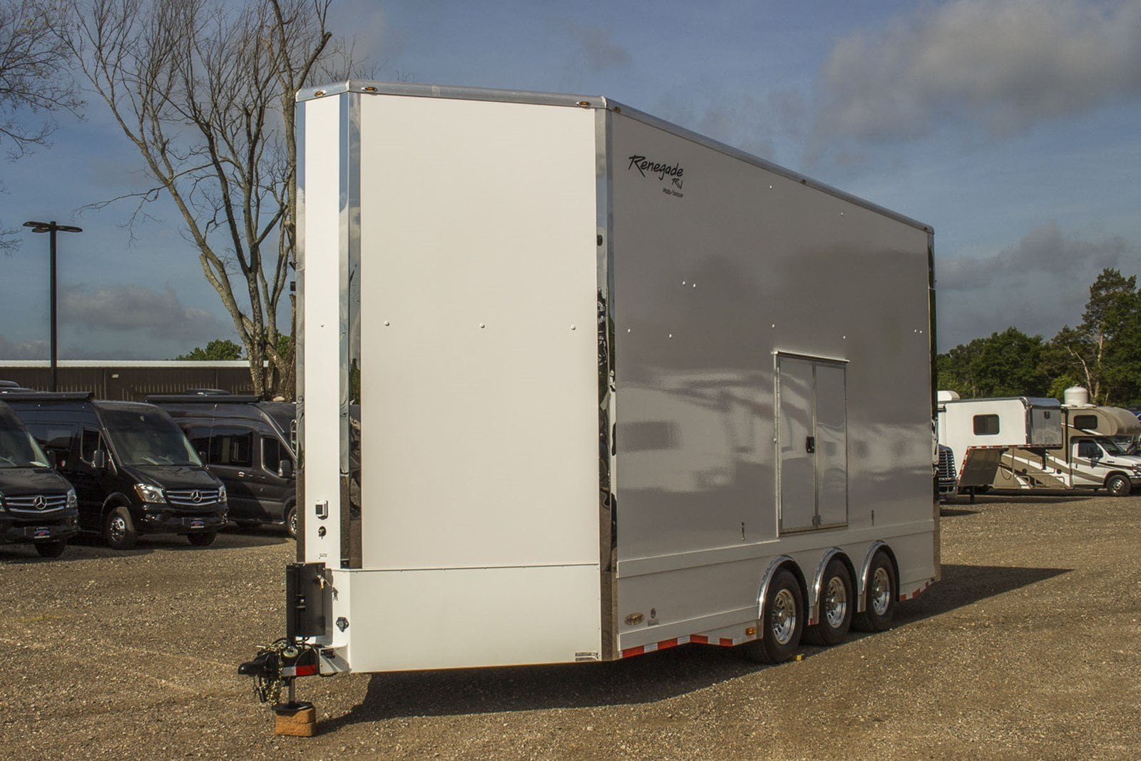 2019 Renegade KIV25 Stacker Trailer