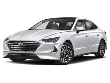 2022 Hyundai Sonata Hybrid Limited Car