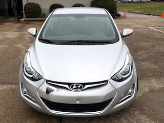 2016 Hyundai Elantra SE Car