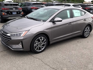 2020 Hyundai Elantra Limited Car