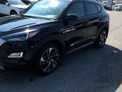 2021 Hyundai Tucson Gray Wagon