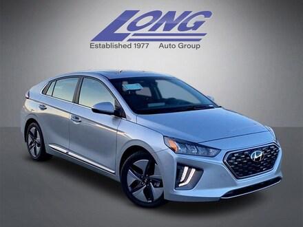 2022 Hyundai Ioniq Hybrid SEL Car
