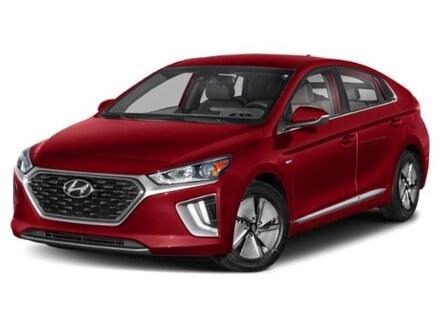 2022 Hyundai Ioniq Hybrid SE Car
