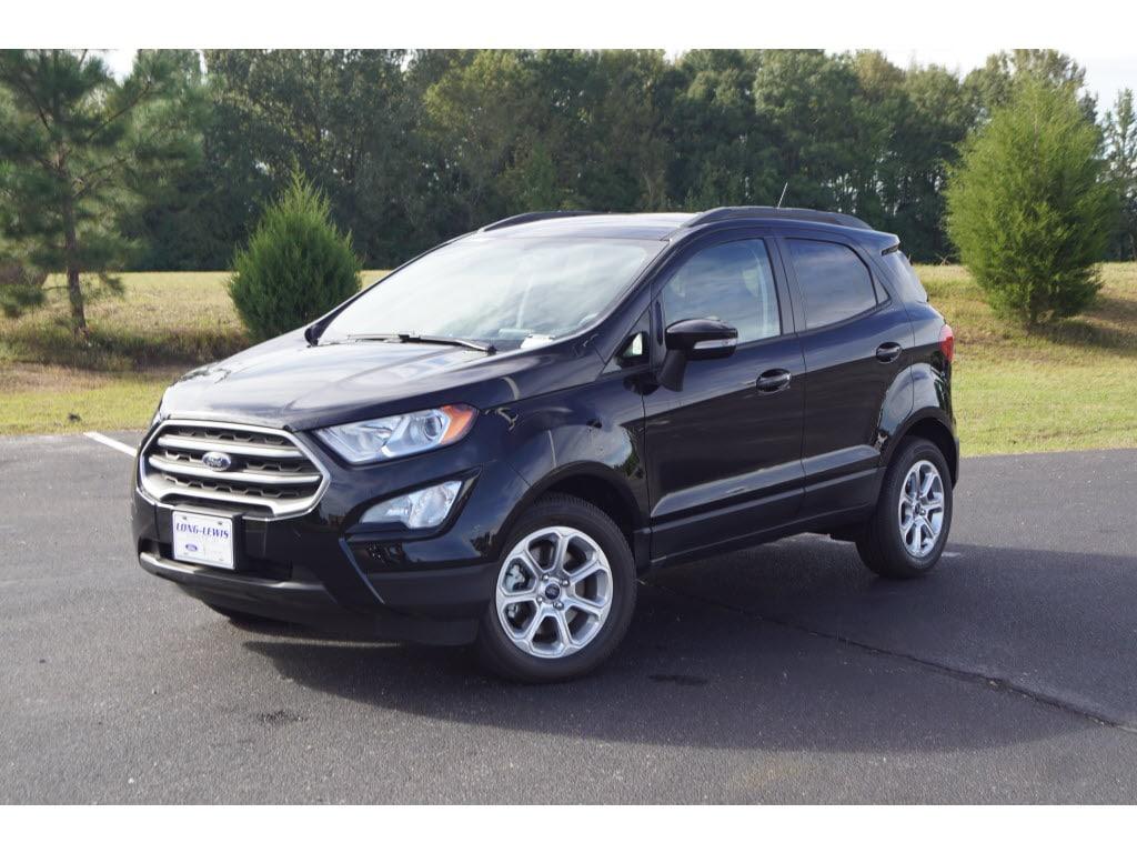 2018 Ford EcoSport SE SE  Crossover