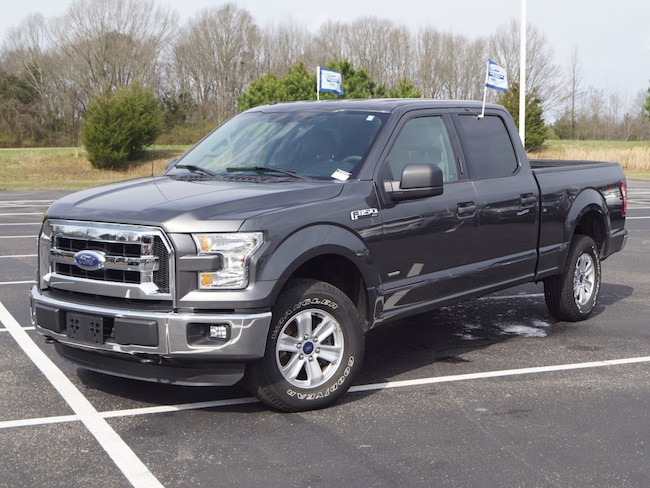 2016 Ford F-150 XLT 4x4 XLT  SuperCrew 6.5 ft. SB