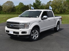 2018 Ford F-150 Platinum 4x4 Platinum  SuperCrew 5.5 ft. SB