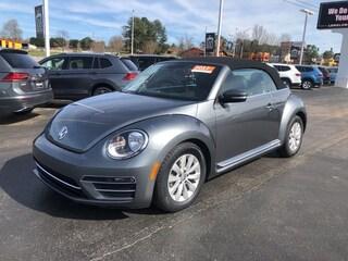 2017 Volkswagen Beetle Convertible 1.8T S