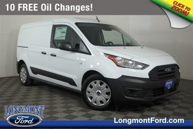 ade1624550 New 2019 Ford Transit Connect Commercial XL Cargo Van Van Cargo Van For  Sale Longmont