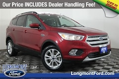 Used 2018 Ford Escape SE SE 4WD in Longmont, CO