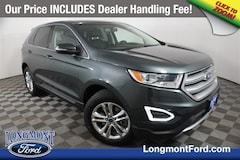 Used 2015 Ford Edge SEL SEL AWD in Longmont, CO