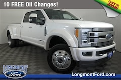 New Ford 2019 Ford Superduty F-450 Limited Truck Crew Cab in Longmont, CO