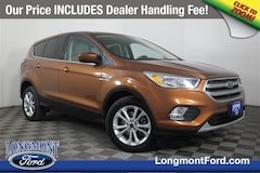Used 2017 Ford Escape SE SE 4WD in Longmont, CO