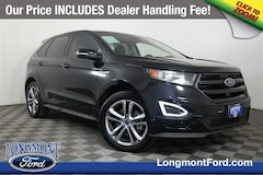Used 2016 Ford Edge Sport Sport AWD in Longmont, CO