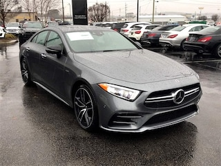 2019 Mercedes-Benz AMG CLS 53 S-Model 4MATIC Sedan