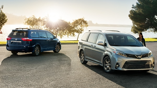 Review: 2018 Toyota Sienna